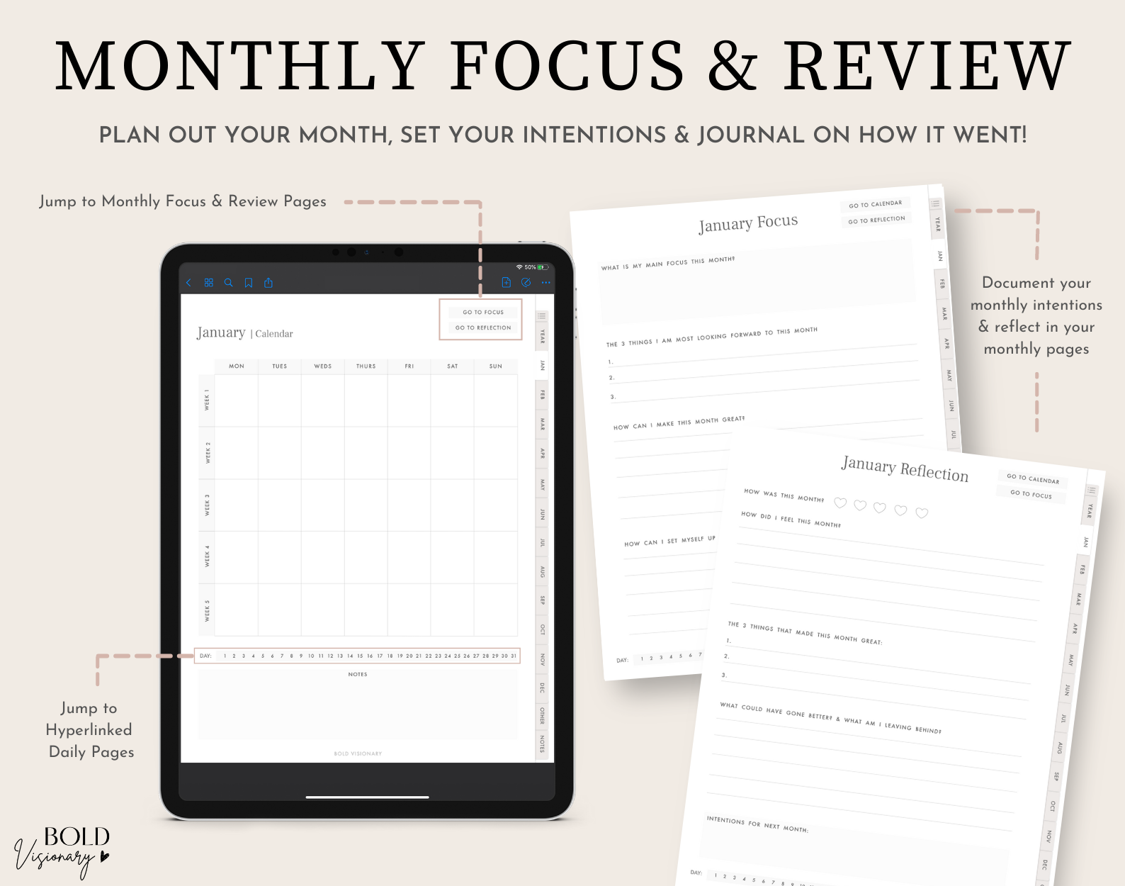 4Monthly-Pages-Bold-Visionary-Digital-Gratitude-Journal