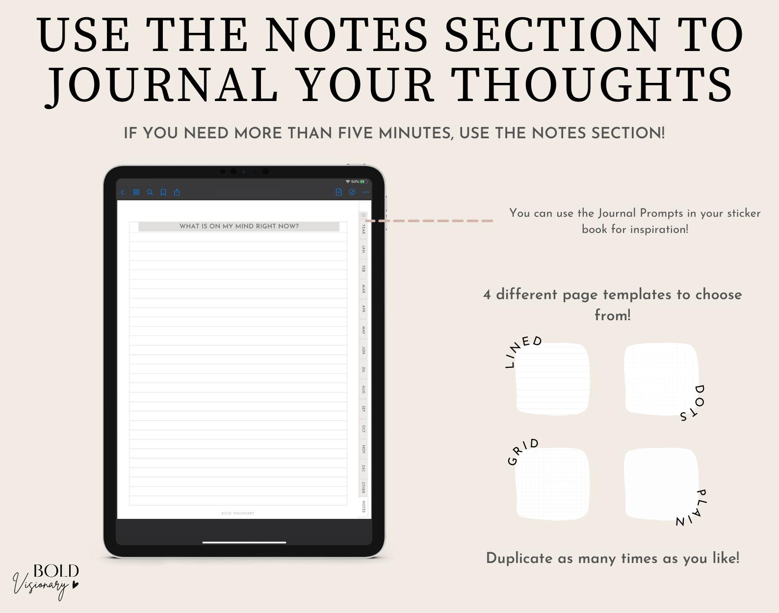 7Notes-Bold-Visionary-Digital-Gratitude-Journal