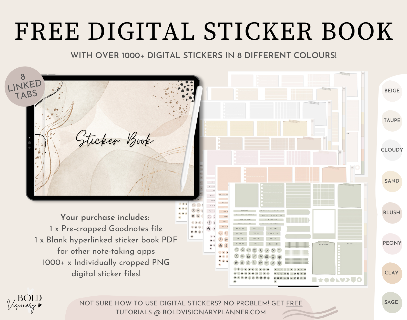 7stickers-Bold-Visionary-Digital-Notebook