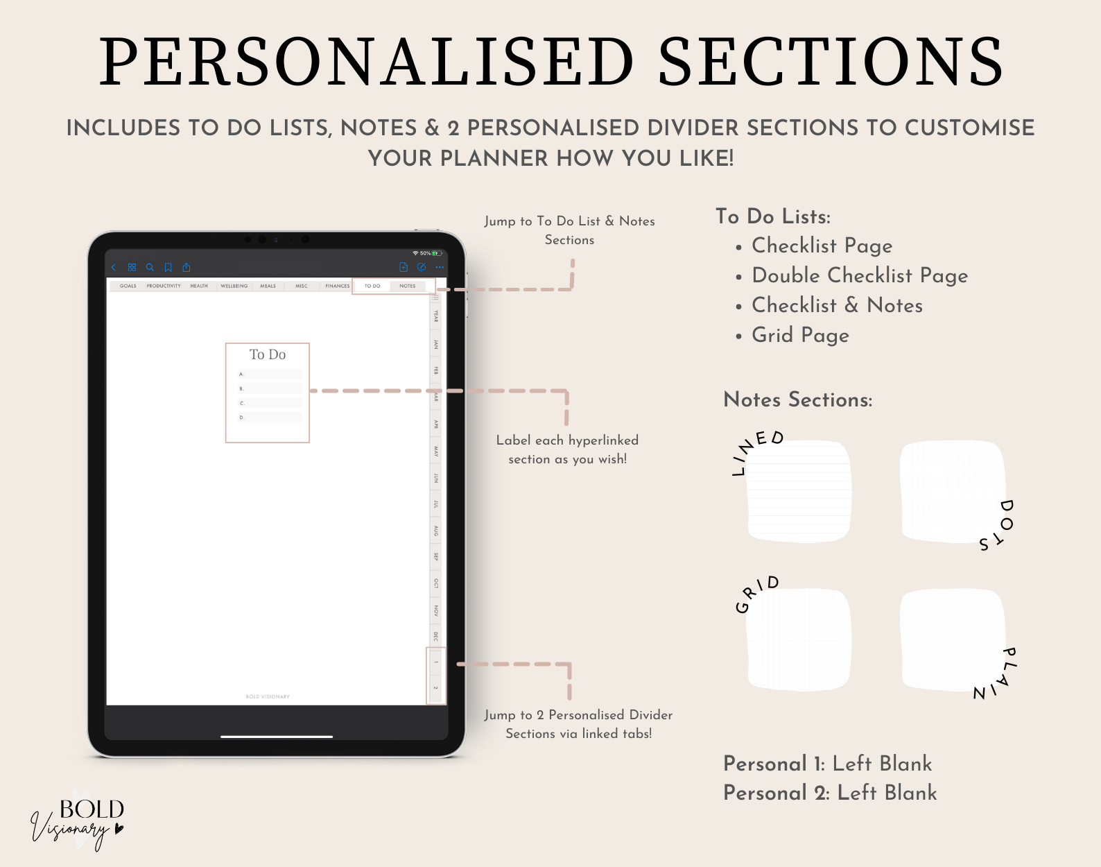 8Personalised-Sections-Bold-Visionary-Digital-Planner