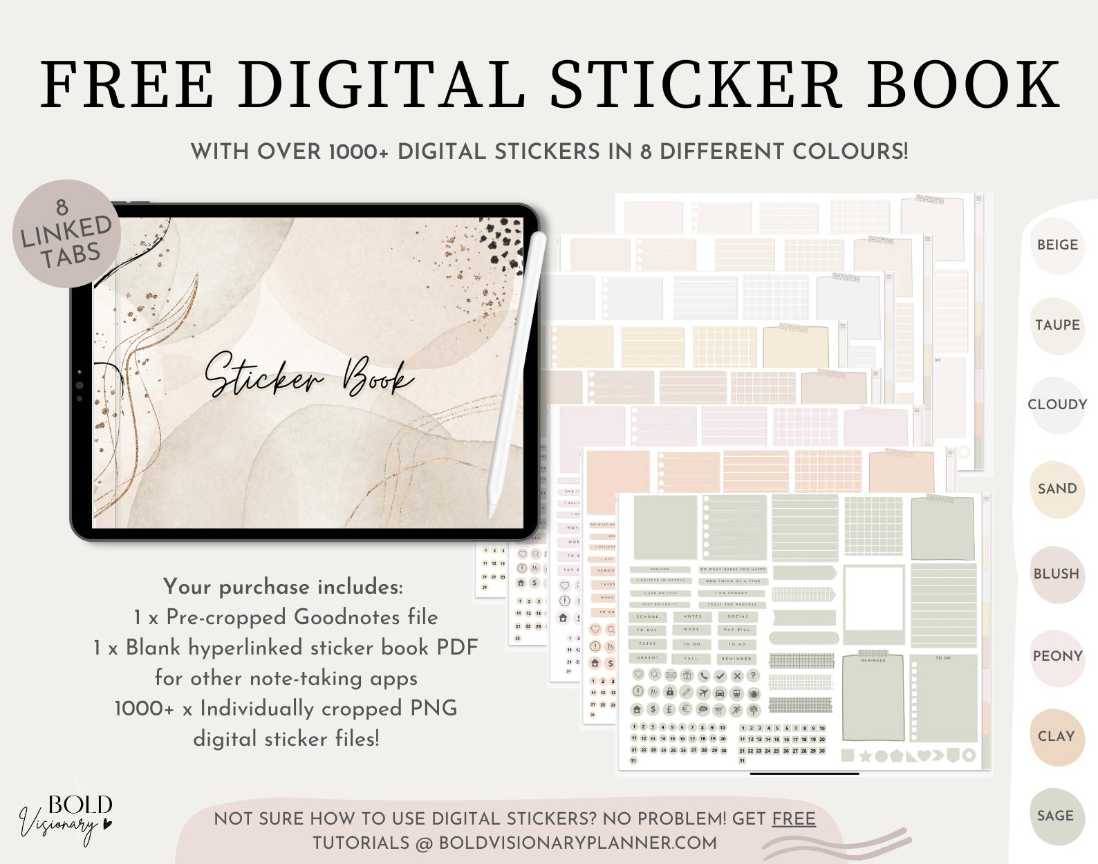 Digital-Sticker-Book-Bold-Visionary-Digital-Planner